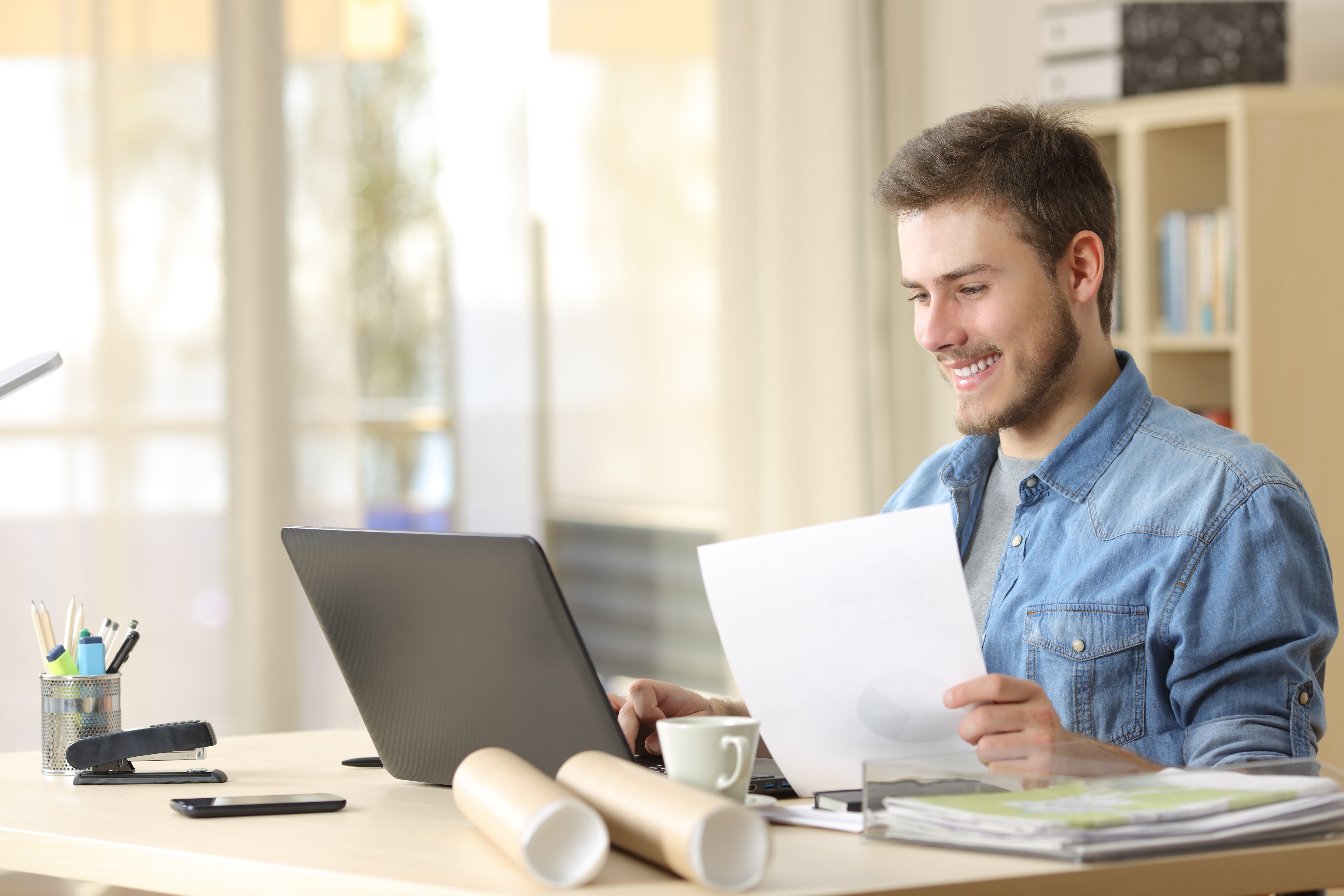 Self-Employed Applies to the Self Employed Persons Program