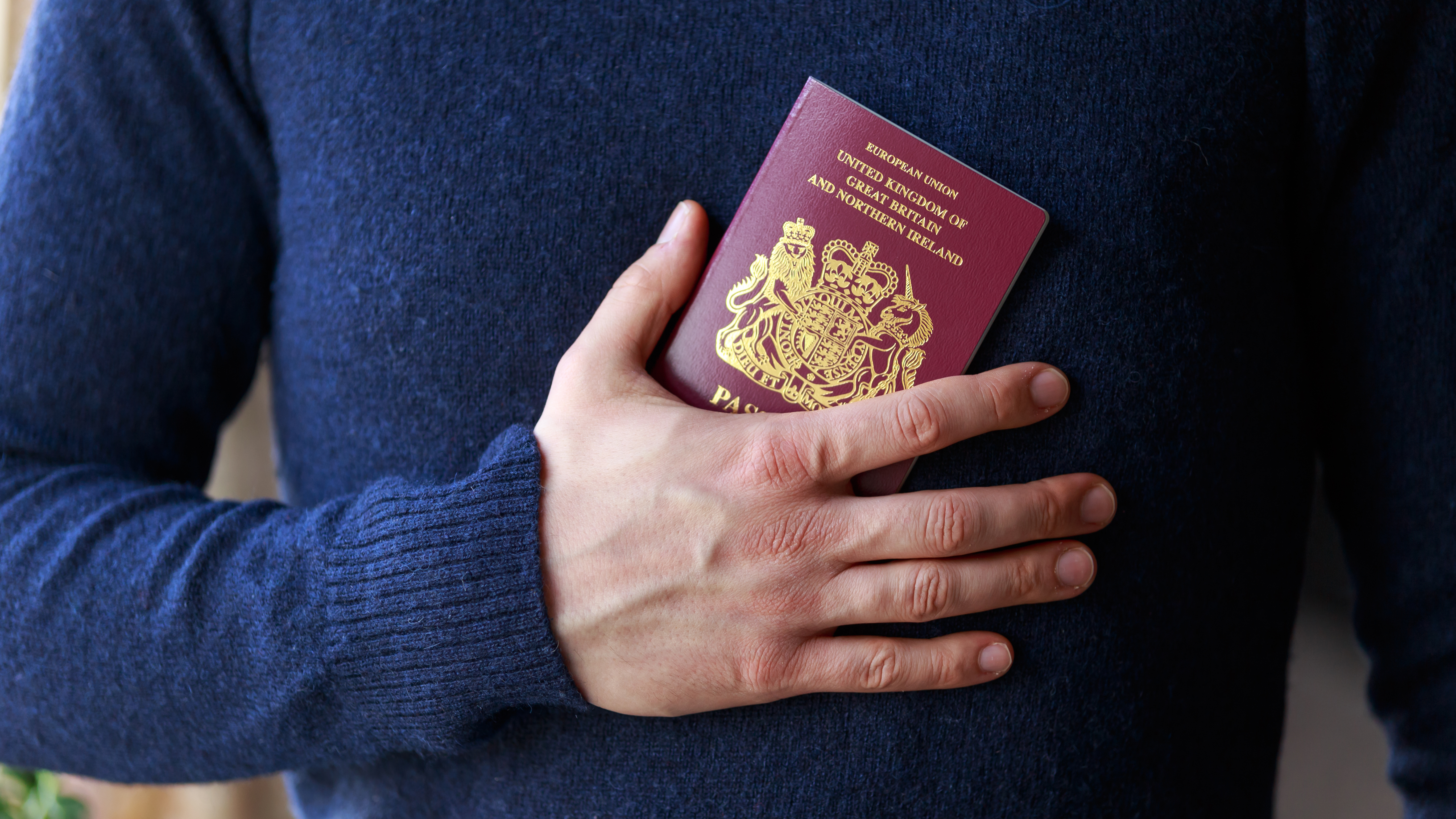 Resident with a British passport that can be obtained through a tier 1 visa